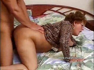 Hungry grandma