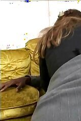 BBC cuckold video with a horny white wife