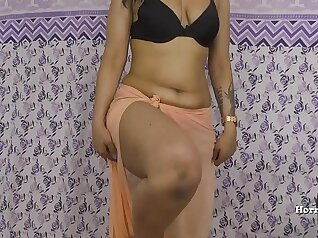 Dominating Indian sexy boss fucking employee pov roleplay in Hindi & Eng