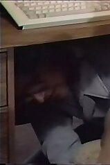 Creepy sex scene featuring a kinky retro MILF