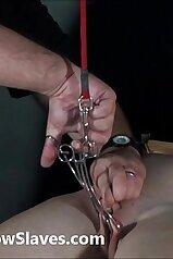 Mei Mara in a REALLY rough BDSM porno movie