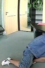 Office-based fuck video with a really slutty secretary