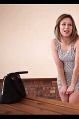 Stepsister blackmailed into hot fucking on camera