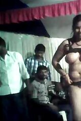 Telugu aunt showing her enviable body on camera