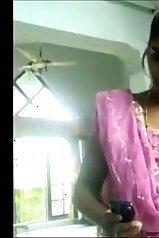Tamil teen showcasing her wonderful body here