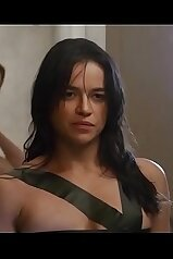 Michelle Rodriguez is now  real-life woman WHAT