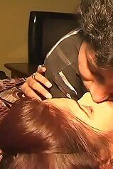 Office mates kissing and then getting freaky