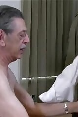 Grandpa fucking his preggo granddaughter in POV