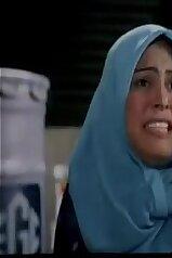 Arabian lady wants to showcase her tight body