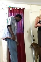 Black cock dude fucking yet another white bitch